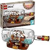 LEGO Ideas Ship in a Bottle 21313 Expert...