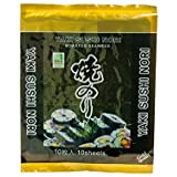 [ 10 Blatt (25g) ] JHFOODS Yaki Sushi Nori GOLD Quality gerösteter Seetang