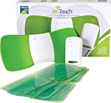 WiTouch Wireless TENS Green - Includes 10 Gel Pads by Core Products