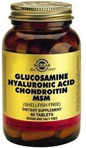 Glucosamina Acido Hialuronico Condroitina Msm 60 comprimidos ...