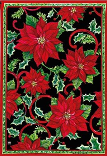 Christmas Tradition Garden Flag Designed by Yerkes