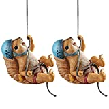 Design Toscano The Climbing Squirrel Statue (Set of 2) Review