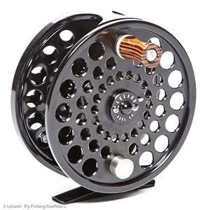 Leland reel company sonoma bass fly reel for Reel fish sonoma