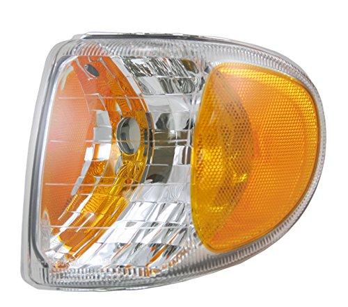 Side Turn Signal Corner Marker Light Driver Left for 98-01 Mercury ()