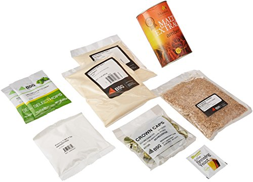 Monster Brew Home Brewing Supplies JI-JHQY-CYU0 True Brew Oktoberfest Home Brew Beer Ingredient ()