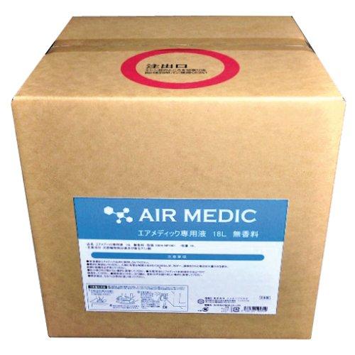 AIR MEDIC(에어 메디 구 )전용액 18L / 0804-NP1801 무향료 1개