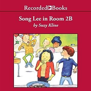 Song Lee in Room 2B Audiobook