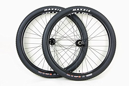 Race Tubeless Disc Rear Wheel - WTB 29 inch Fat Bike Wheel Set SRAM XD ONLY Disc Brake ST i25 TCS Thru Axle Tubeless Maxxis Ikon 29 x 2.20 Tires & Tubes!