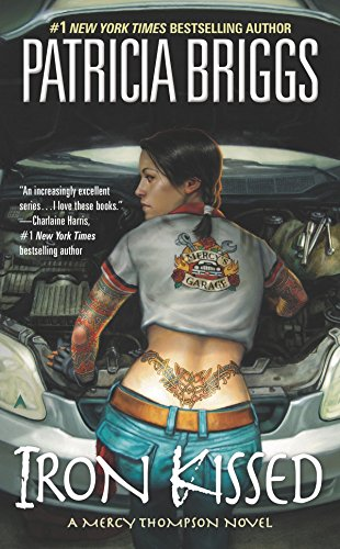 Book cover from Iron Kissed (Mercy Thompson, Book 3) by Patricia Briggs