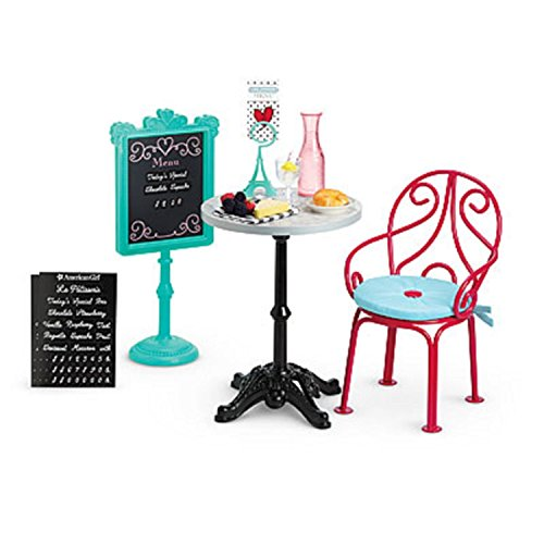 American Girl Grace - Grace s Bistro Set