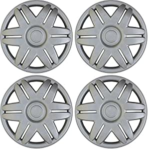 """15"""" Set of 4 Hubcaps 2000 2001 Toyota Camry Wheel Covers Design Are Universal Hub Caps Fit Most 15 Inch Wheels"""