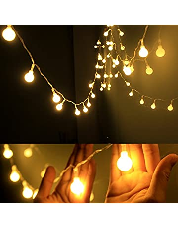 Globe String Light,Dailyart LED Starry Light Fairy Light For Wedding,Xmas  Party (