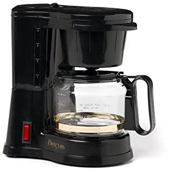 Amazoncom Jerdon Cm430wd 4 Cup Automatic Shut Off Coffee Maker