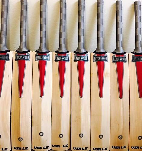 Laver & Wood Usa Limited Edition (Mega) Cricket Bat