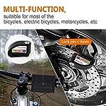 Qomolo-Lucchetto-per-Moto-Antifurto-Moto-Bloccadisco-Impermeabile-Lucchetto-con-Allarme-Sonoro-110dB-e-Cavo-Reminder
