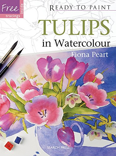 Tulips in Watercolour (Ready to Paint)