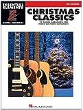 Christmas Classics: Essential Elements Guitar Ensembles Mid-Beginner Level