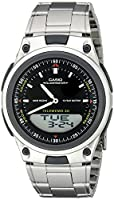 Casio Men's AW80D-1AVCB 10-Year Battery ...