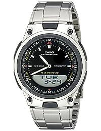 Casio AW80D-1AVCB - Reloj de pulsera para hombre, batería de 10 años