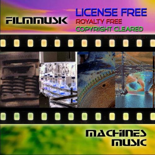 Machines  license royalty copyright free indie score Gemafreie - Dubbing Machine