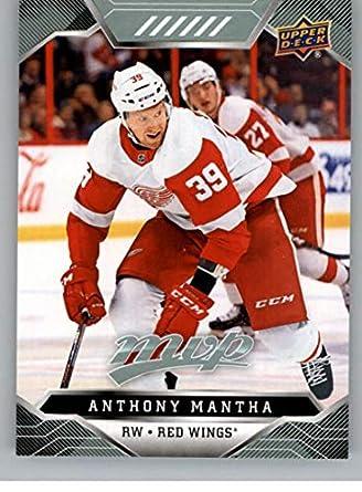 huge selection of 6eae9 ede96 Amazon.com: 2019-20 UD MVP Hockey #144 Anthony Mantha ...