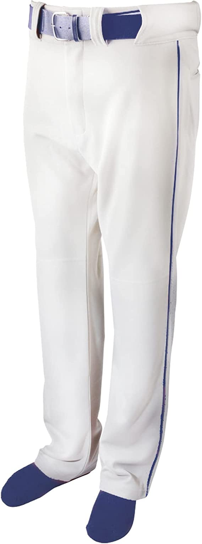 Martin 12 Team Pack Baseball Softball Pant Adjustable Youth Belts 1.25 Navy