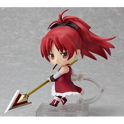 Good Smile Puella Magi Madoka Magica: Kyouko Sakura Nendoroid Action Figure: Toys & Games