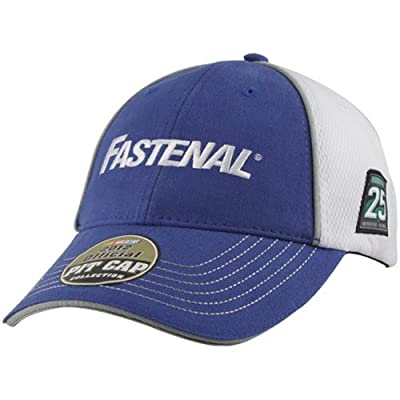 NASCAR Chase Authentics Carl Edwards 2012 Official Pit Adjustable Hat - Royal Blue/White from Football Fanatics