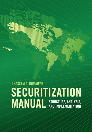 Securitization Manual: Structure, Analysis, and Implementation ebook