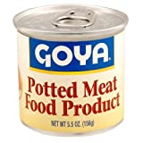 Goya Potted Meat, 5.5-Ounce Units (Pack of 24)