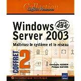 Windows Server 2003 (coffret)