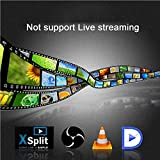 Y&H HDMI Game Capture Card,Full HD 1080P Video