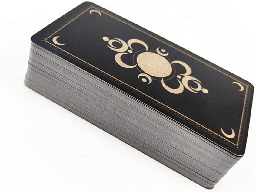YISHIYI Moonology Tarot Deck Book for Divination