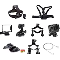 Aviation Bundle Kit Edition Premium GoPro Accessories for GoPro Hero 4/3+
