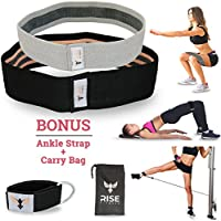 Booty Builder Resistance Bands for Women | 2 Toning Hip...