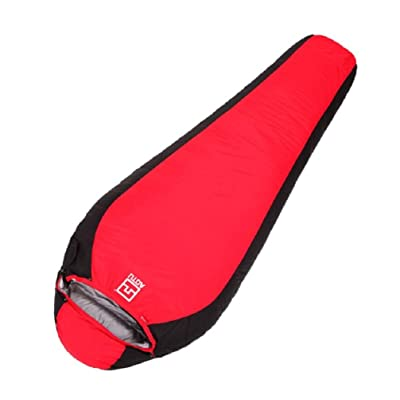 LJ&L Sacs de couchage en canard en plein air, en plein air, en automne et en hiver, peuvent être épissés Sacs de couchage ultra-légers de type maman, sacs ultra-légers et sacs comprim&eac