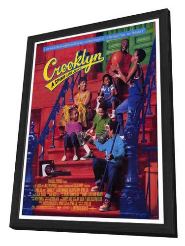 Crooklyn - 27 x 40 Framed Movie Poster by Movie Posters