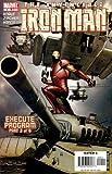 The Invincible Iron Man # 9 - Execute Program Part 3 of 6