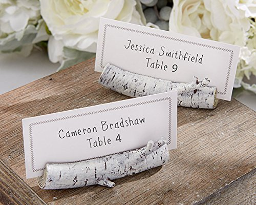 90 Birch Place Card Holders by Kate Aspen