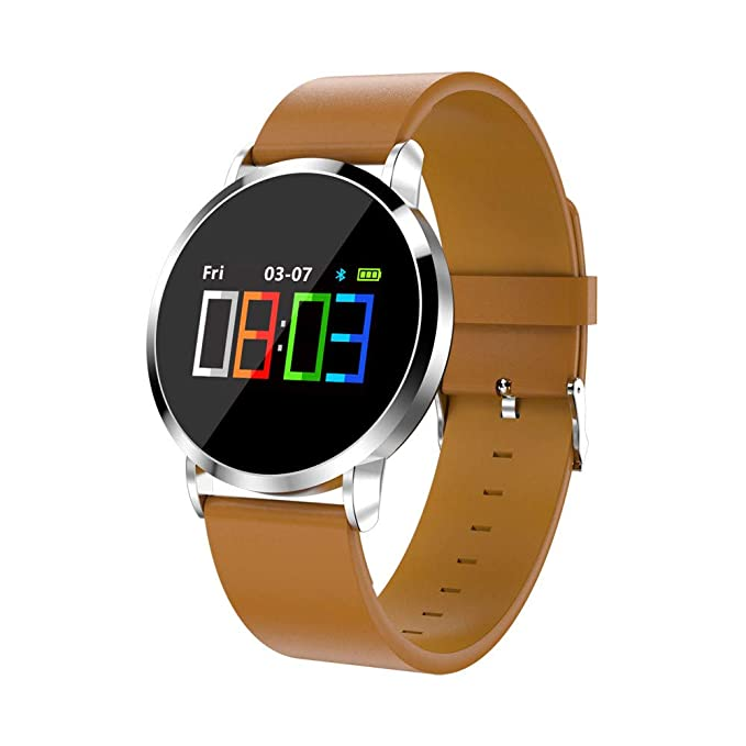 Amazon.com: Star_wuvi 2019 F1 Smart Watch Heart Rate Monitor ...