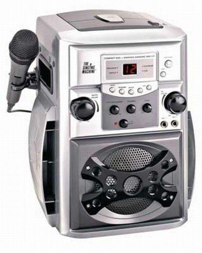 The Singing Machine SMG-137 Top-Load CDG Karaoke (Top Load Cdg Karaoke Machine)