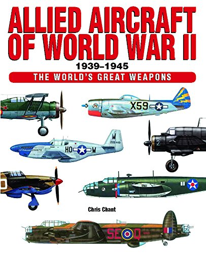 (Allied Aircraft of World War II 1939-1945 (World's Great Weapons))