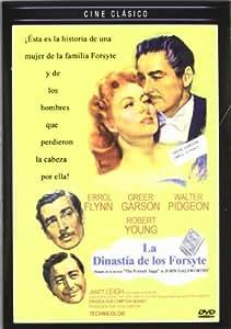 La Dinastía De Los Forsyte [DVD]