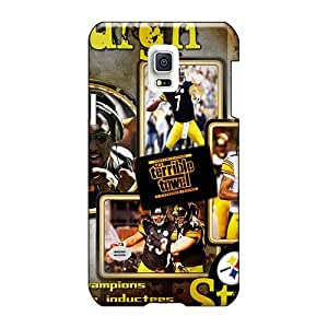 Great Hard Cell-phone Case For Samsung Galaxy S5 Mini (OTj23629yZxa) Custom Trendy Pittsburgh Steelers Pictures