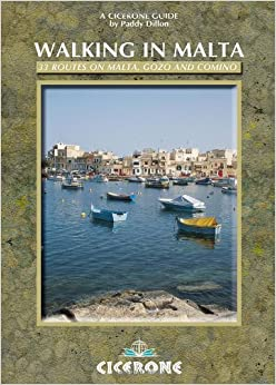 Book Walking in Malta: 33 Routes on Malta, Gozo and Comino (Cicerone International Walking)