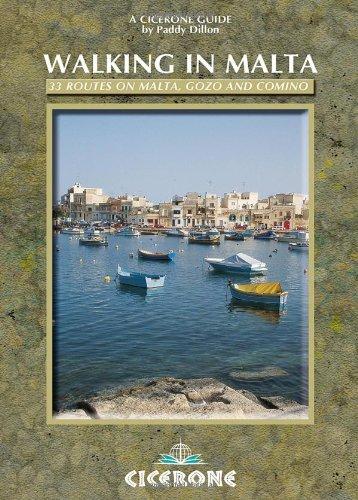 Download Walking in Malta: 33 routes on Malta, Gozo and Comino (cicerone guides) pdf epub