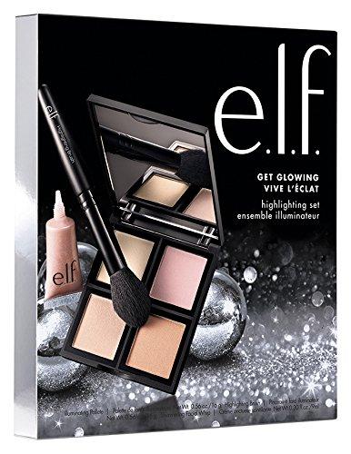 e.l.f. Get Glowing Set 1 Ea, 0.4 Pound