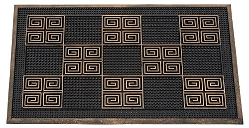 Fresh Home Elements The FHE Group Aztec Door Mat, 18 by 30-Inch from Fresh Home Elements