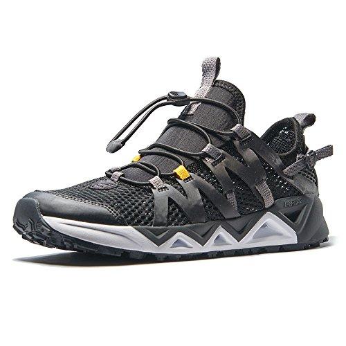 0ec0dfa64865 RAX Men s Quick Drying Slip-Resistent Aqua Water Hiking Shoes(10 US ...