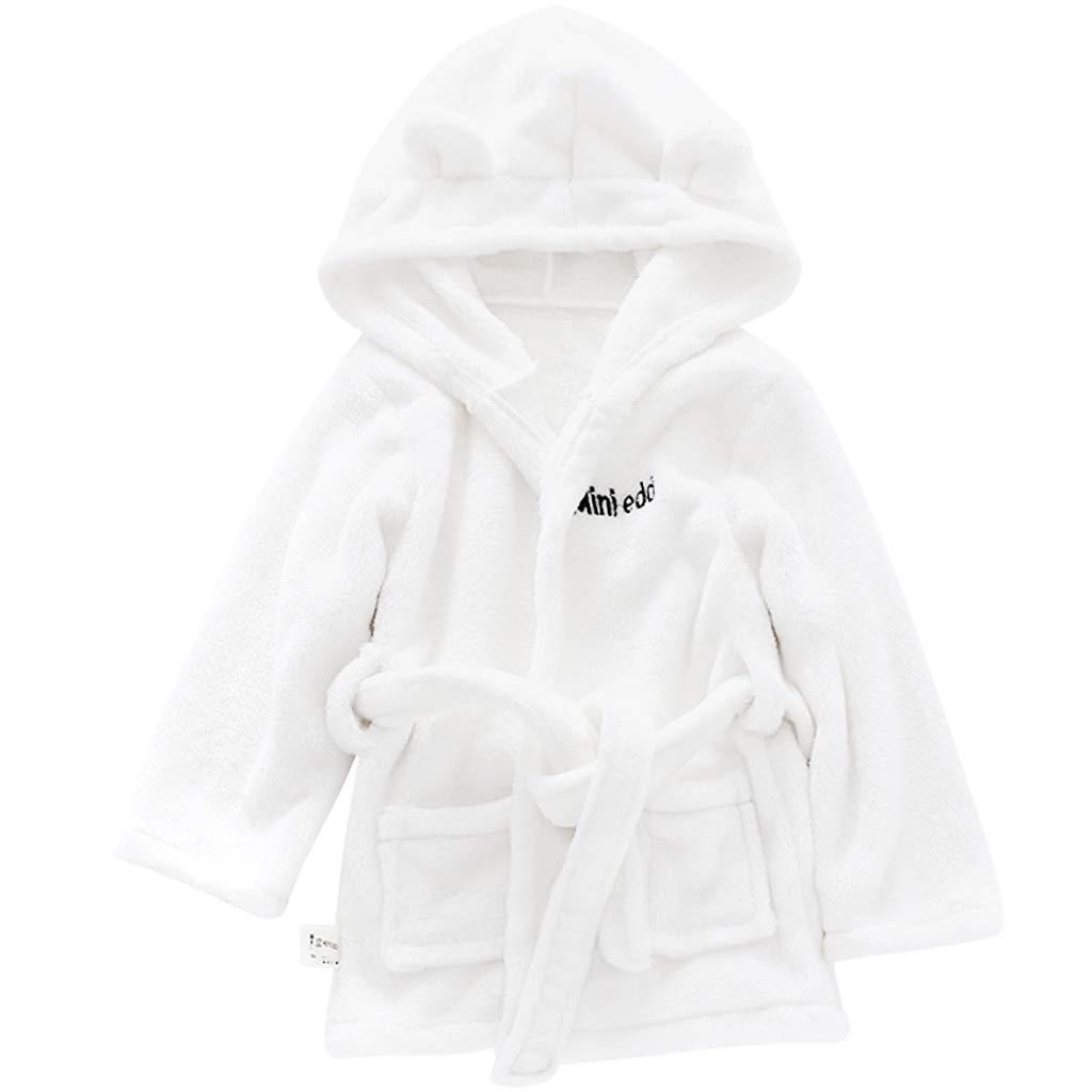 Kids Bathrobes Sleepwear Nightgowns Soft Pajamas Flannel Toddler Sleep Robe GuangzhouZhiliElectronicTechnologyCo. Ltd